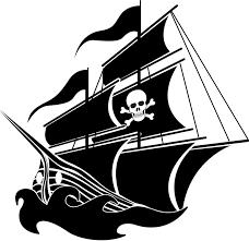 pirate ship silhouette clip art u2013 clipart free download