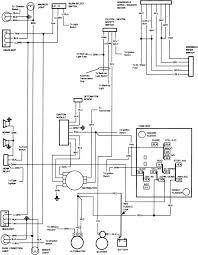 1981 chevy truck wiring diagram the 1947 present chevrolet