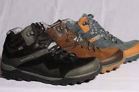 s waterproof walking boots size 9 s merrell fraxion mid waterproof hiking boots shoes size 9