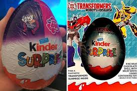 easter eggs surprises kinder eggs finally arrived in time for easter 2017