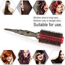 Sisir Rol shop sisir rambut bulu alami putaran rol rambut sikat dengan