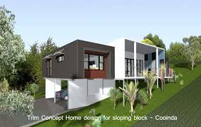 sloping house plans house plans for sloping lots luxury house plans for sloping lots