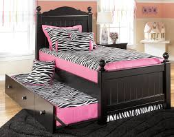 Pictures Of Trundle Beds Jaidyn Twin Size Poster Bed With Trundle By Signature Design