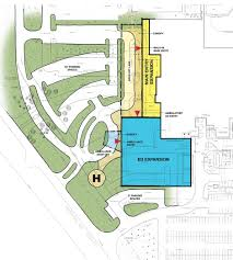Chillicothe Ohio Map by Adena Health Chillicothe Ohio Emergency Department Expansion
