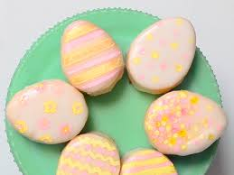mini easter egg cakes recipe myrecipes