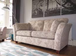 Marks And Spencers Sofa Bed Cream Floral M U0026s Marks U0026 Spencer U0027barletta U0027 3 Seater Sofa In New