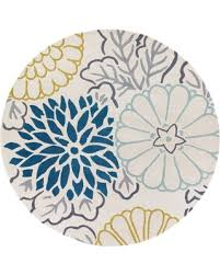 here u0027s a great deal on chandra round designer area rug teal