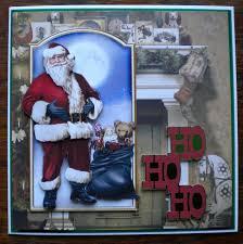 debbi moore santa claus cd til julekort pinterest debbie