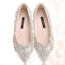 wedding shoes flats white flats women wedding flats pointed toe white wedding
