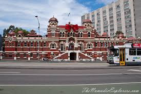 Christmas Decorations Online Melbourne by Christmas Decorations In Melbourne Day Walk The Nomadic