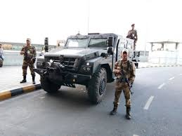 renault sherpa military cisf india on twitter