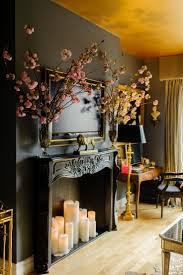 diy faux fireplace mantel picmia