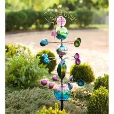 innovation design decorative garden stakes landscape gardening design
