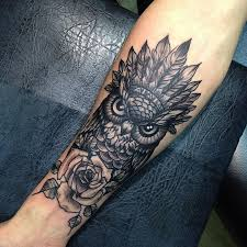 best 25 owl forearm tattoo ideas on pinterest owl tattoos
