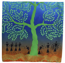 wholesale tree of life 18 x 18 inch cushion cover decorative