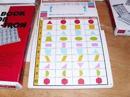 4 vintage sears quiz tron quiz skill books box 251828152