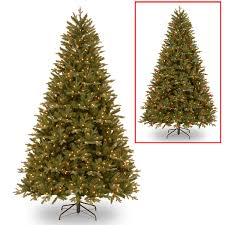 75 ft artificial tree lights decoration