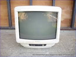 obsolete technology tellye sony kv m1400u kv m1400a year 1995