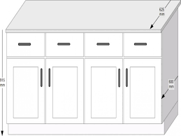 standard base cabinet height yeo lab com