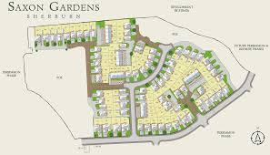 interactive site map saxon gardens redrow