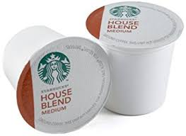 starbucks house blend medium roast coffee keurig k cups 96 count