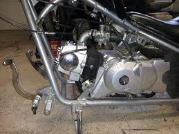 110cc mini chopper restoration rat rod project page 5 pocket