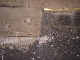 concrete floor adhesive coating and tiling flooring diy