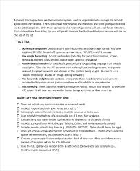 parse resume example make the perfect resume cipanewsletter