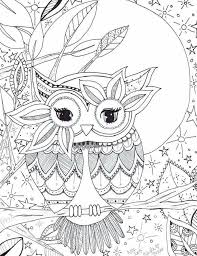 Coloring Pages Of Owls For Adults Images Coloring Coloring Pages Owl Coloring Ideas