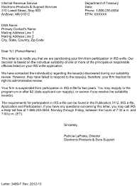 Sle Letter Of Certification Of Employment Request 3 42 10 Authorized Irs Providers Internal Revenue Service