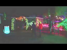 christmas lights in asheville nc highland mediaworks 3d projection mapping nc arboretum winter