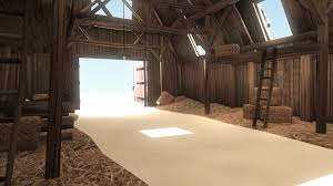barn interiors 3d barn interior by wallcrawler62 on deviantart