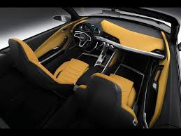 2013 audi crosslane coupe concept car interior 2 1920x1440