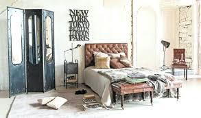 d oration vintage chambre decoration chambre adulte pas cher peinture murale blanche peinture