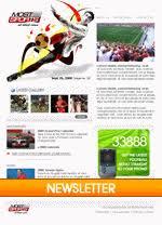 boxedart member downloads email newsletter templates sports