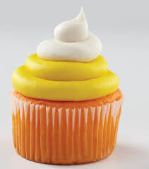 yum make these delicious halloween candy corn cupcakes for a