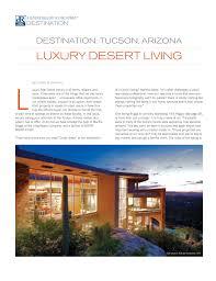 luxury homes in tucson az meet martha briggs martha briggs long realty company long