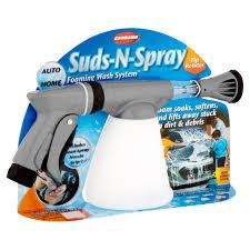 carrand suds n spray foaming wash system walmart com