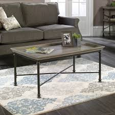 sauder coffee and end tables canal street coffee table 419233 sauder