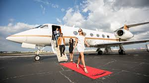 Luxury Private Jets Flying Private Vs First Class
