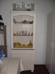 Sauder White Bookcase Sauder Harbor View Bookcase Bghouses Info