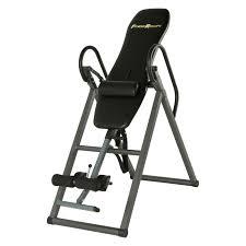 Heavy Duty Inversion Table Innova Fitness Itx9600 Heavy Duty Inversion Table Hayneedle