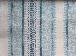 frascati cypress home decor print linen cotton multipurpose fabric 37 50