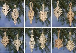 scroll saw ornaments pattern set 6