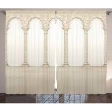 unique window curtains unique curtains wayfair
