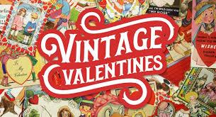 vintage valentines vintage valentines estatesales net