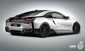 Bmw I8 On Rims - bmw i8 tuning german special customs 6 images bmw i8 itron by