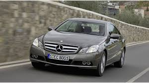 2009 mercedes e class mercedes e class coupe 2009 review by car magazine