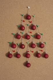 photo of christmas baubles on notice board free christmas images