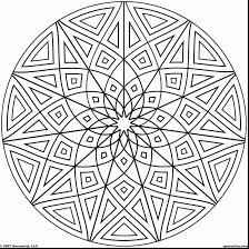 extraordinary detailed mandala coloring pages with complicated